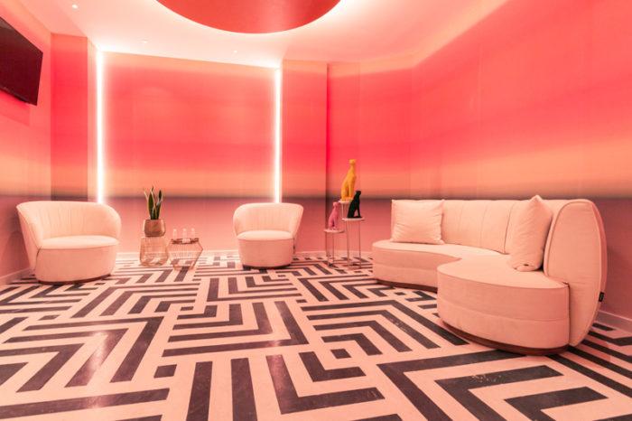 Soul Arquitectura interior Clínica Bayón