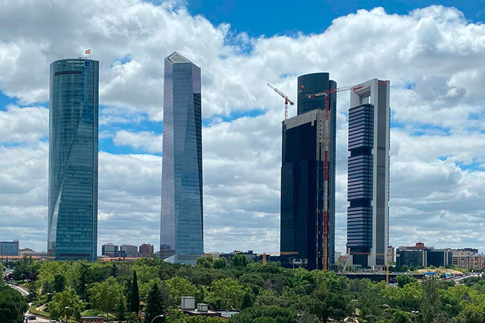 Four Towers Madrid